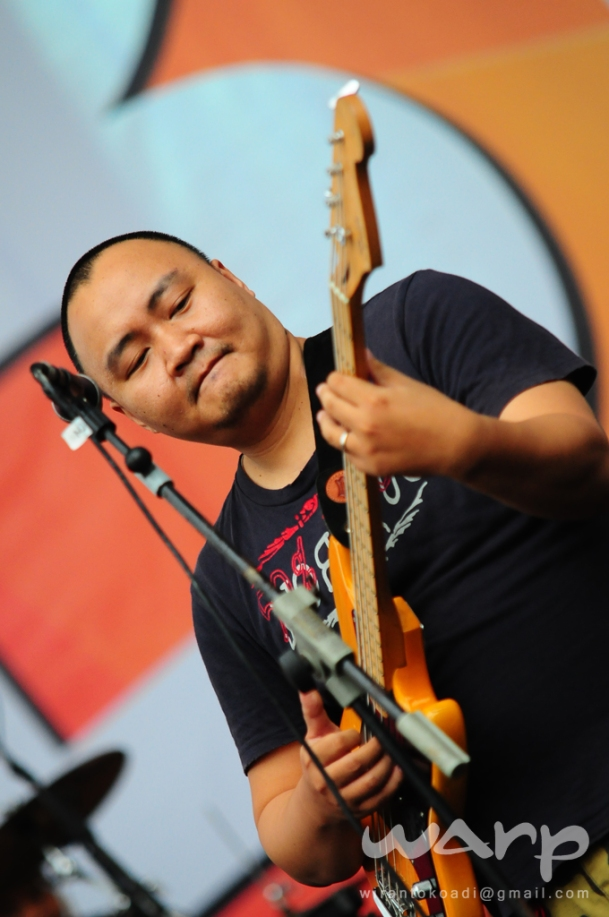 TOR Live at Jakarta Blues Festival 2011
